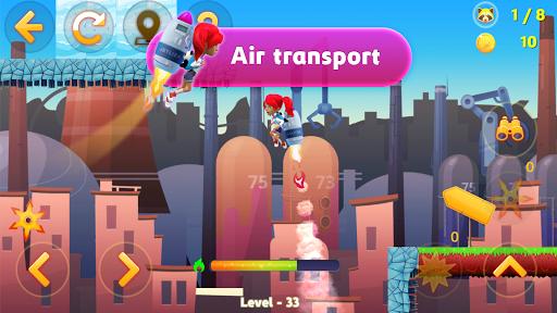 Tricky Liza: Adventure Platformer Game Offline 2D 1.1.41 screenshots 14
