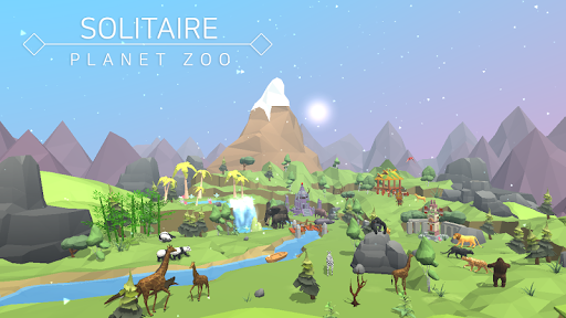 Solitaire : Planet Zoo 1.13.51 screenshots 8