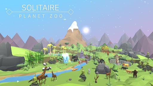 Solitaire : Planet Zoo 1.13.47 screenshots 8