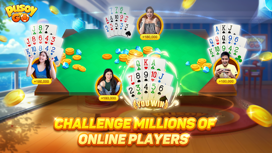 Pusoy Go: Free Online Chinese Poker(13 Cards game) 1
