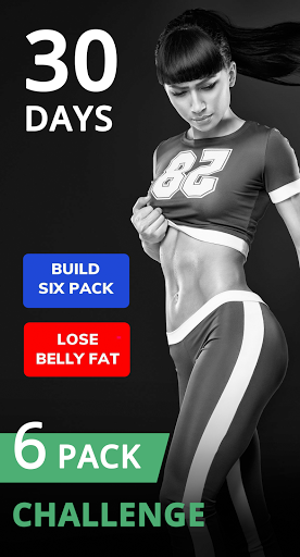 Foto do ABS workout - get six pack fitness plan at home