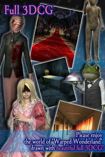 Aliceu2019s Warped Wonderland screenshots 9