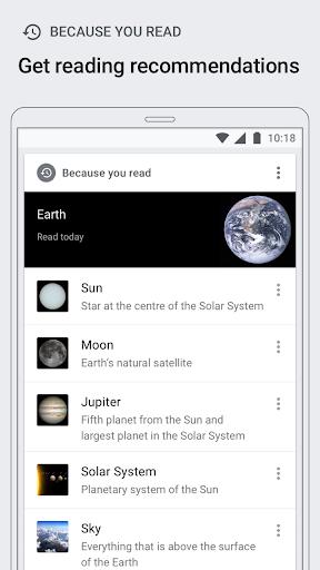 Wikipedia Beta android2mod screenshots 6