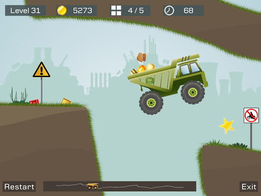 Big Truck --best mine truck express simulator game 3.51.59 screenshots 9