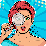Magnifying Glass with Flashlight - Magnifier App