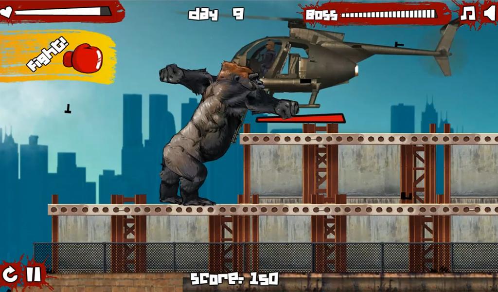 Screenshot 5 de Big Bad Ape para android