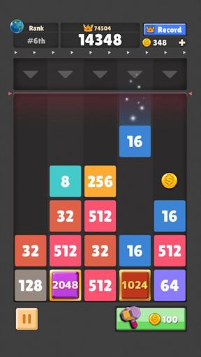 Drop The Numberu2122 : Merge Game  screenshots 5