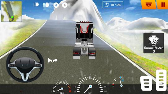 Truck Sims : Monster Truck Transport Sim 1