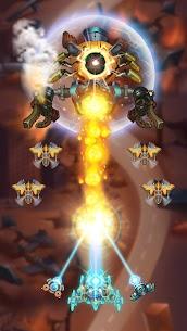 Sky Raptor Mod Apk: Space Shooter (Unlimited Gold/Diamonds) 1