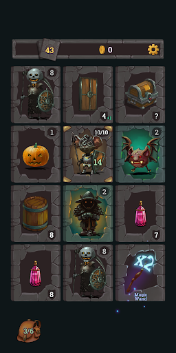 Look, Your Loot! - A card crawler  screenshots 2