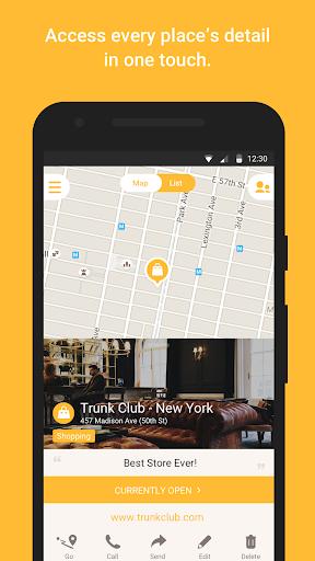 Mapstr android2mod screenshots 3