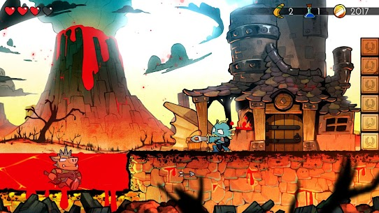 Wonder Boy: The Dragon's Trap Game Latest Version Download 4