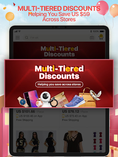 DHgate - online wholesale stores apktram screenshots 11