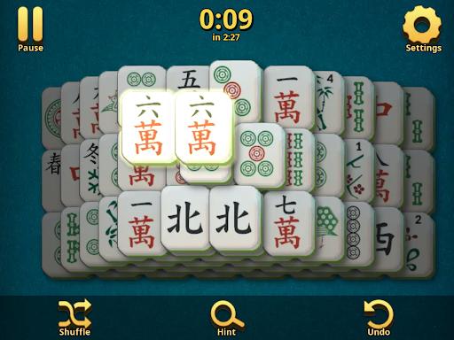 Mahjong Solitaire Classic : Tile Match Puzzle 2.1.16 screenshots 15