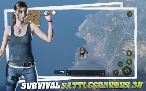 Free Gun Fire Unknown Survival Battleground 2