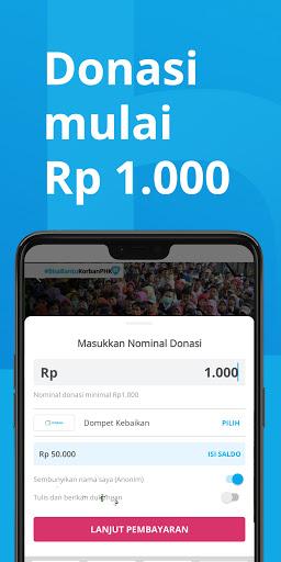 Kitabisa: Zakat & Donasi Online Pakai Gopay & DANA
