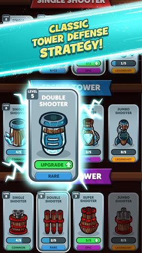 Merge Kingdoms - Tower Defense apktreat screenshots 2