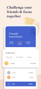 Flipd Focus & Study Timer Mod Apk (Premium Subscription Unlocked) 5