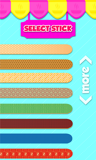 ice candy maker ice popsicle screenshot 2