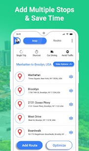 GPS Route Planner 10