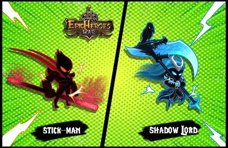 Epic Heroes War Ejderha Savaş Efsaneleri Apk Güncel 2021 11
