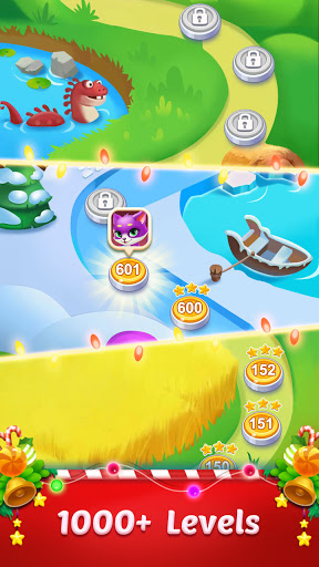 Bubble Shooter Pop - Blast Bubble Star 3.02.5039 screenshots 5