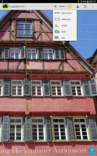 ImageMeter - photo measure apktram screenshots 12