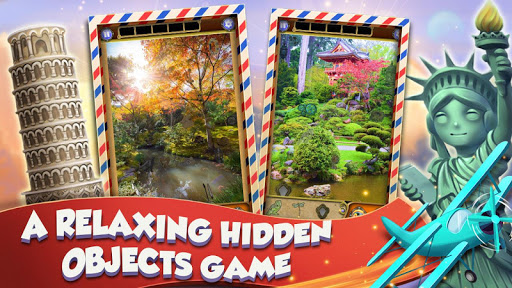 Hidden Objects World Tour - Search and Find 1.1.85b screenshots 1