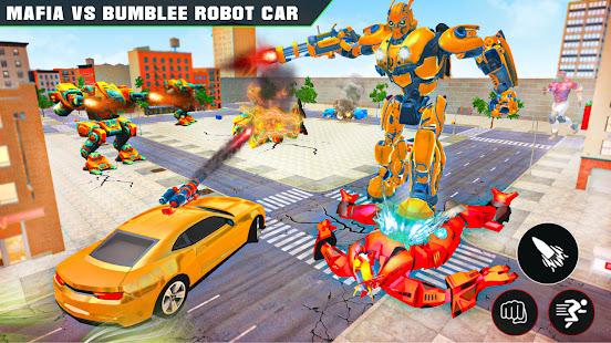 Grand Robot Bike Transform City Attack 1.14 Screenshots 8