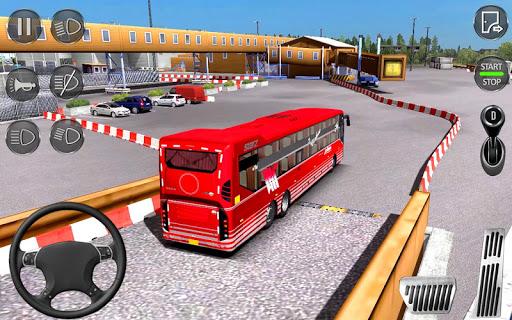 Euro Coach Bus Simulator 2020 : Bus Driving Games  Screenshots 5