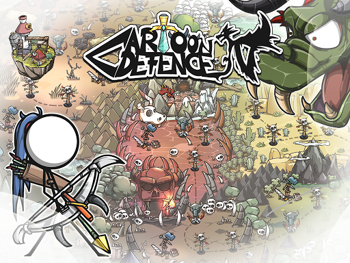 Cartoon Defense 4 android2mod screenshots 11