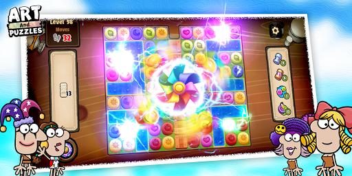 Art & Puzzles  screenshots 1
