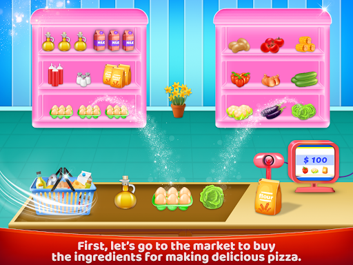 Pizza Cooking Kitchen Game 0.3 screenshots 5