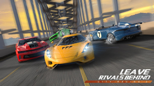 City Racing 2: 3D Fun Epic Car Action Racing Game apkdebit screenshots 3