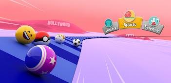 Jouez à Trivia Race 3D - Roll & Answer sur PC, le tour est joué, pas à pas!