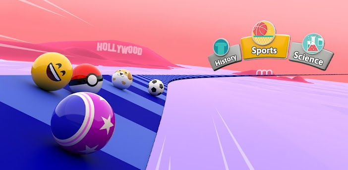 Trivia Race 3D - Roll & Answer