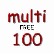 Multi 100 free