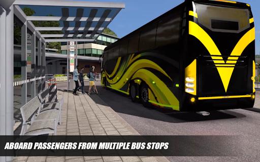 Bus Simulator heavy coach euro bus driving game 1.0 screenshots 1