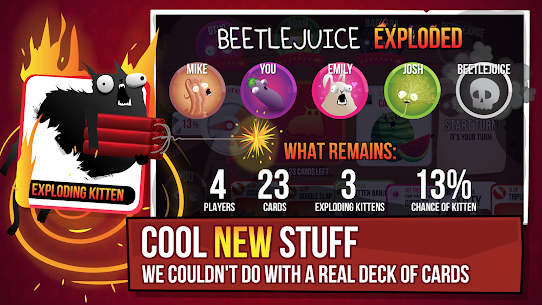 Exploding Kittens® – Official Apk Download 5