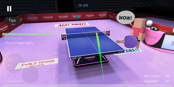 Table Tennis ReCrafted! 1.062 Apk 2