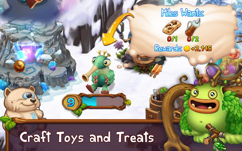 My Singing Monsters: Dawn of Fire screenshots 8