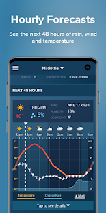 Weatherzone Screenshot