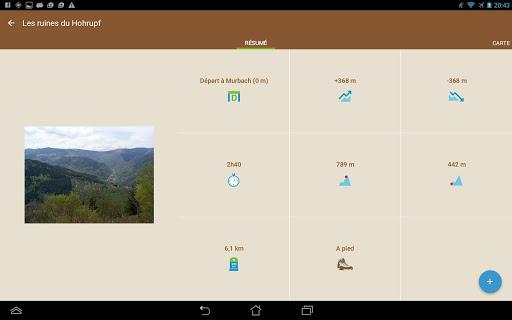 Visorando GPS randonnu00e9e 3.0.6+ Screenshots 12