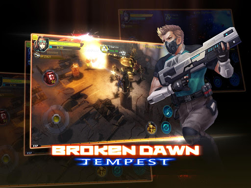 Broken Dawn:Tempest screenshots 9