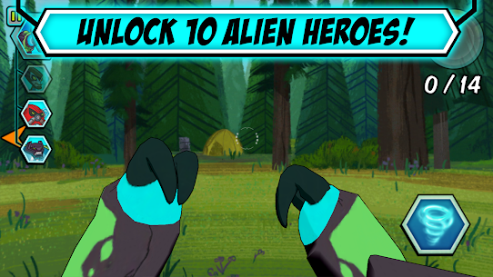 Ben 10: Alien Experience MOD (Unlimited Money) 4