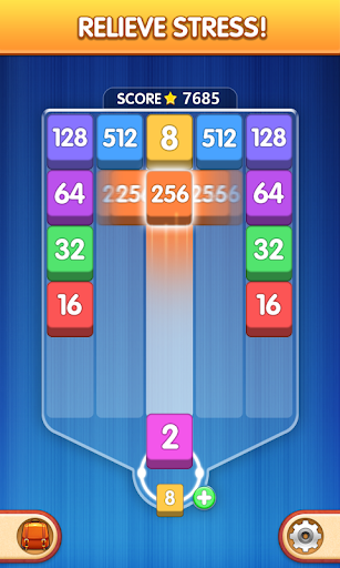 Number Tiles - Merge Puzzle  screenshots 2