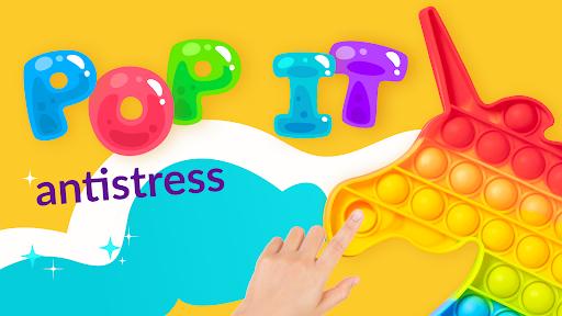 Pop It — 3d antistress games 1.4.0 screenshots 1