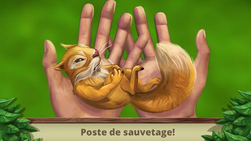 Pet World - WildLife America - jeu d'animaux APK MOD – Pièces Illimitées (Astuce) screenshots hack proof 1