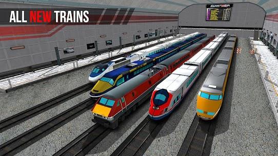Egypt Train Simulator Games : Train Games 4
