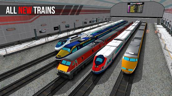 City Train Driver Simulator 2021:Free Train Games 10.8 Screenshots 17